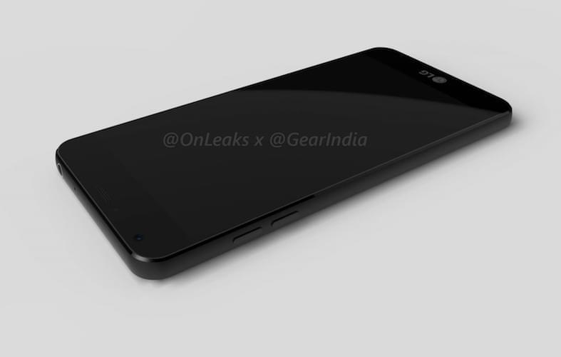 LG G6 Leaked Renders 2