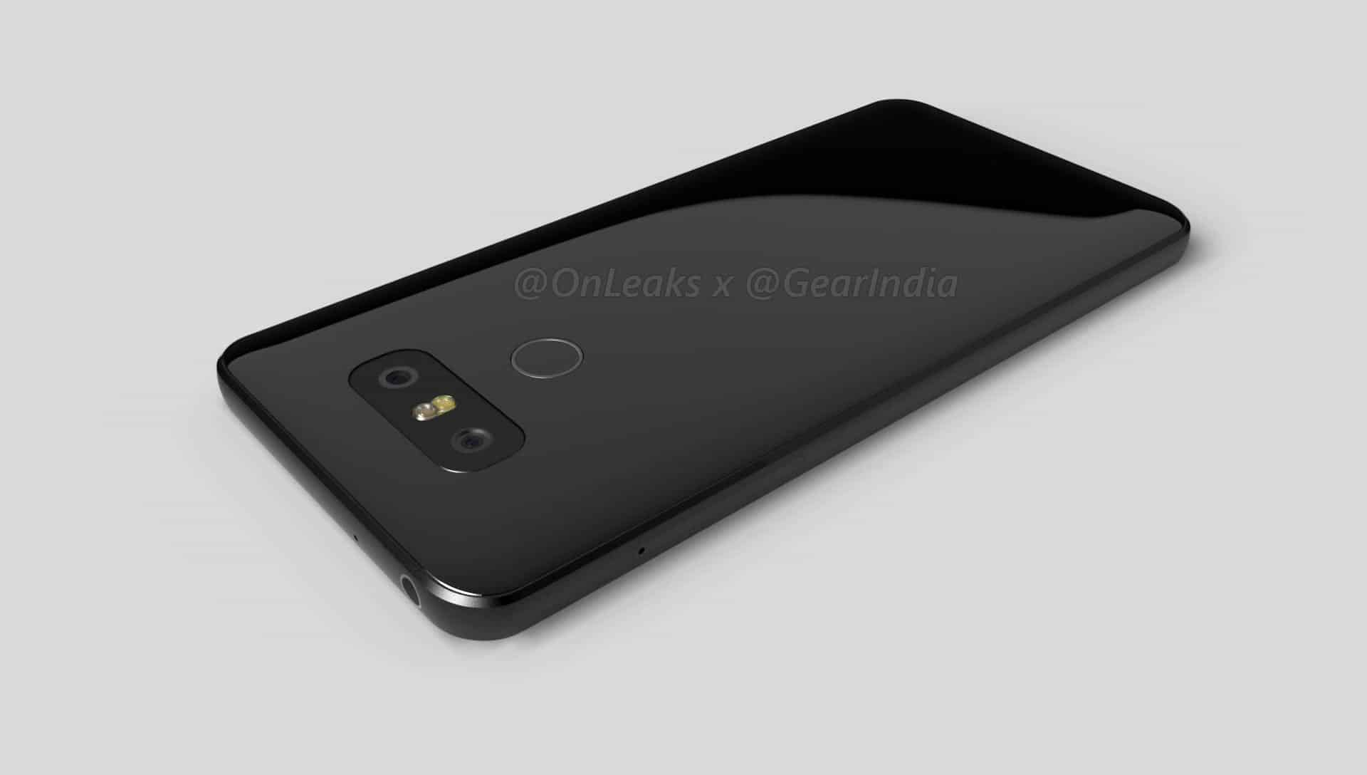 LG G6 Leaked Renders 6