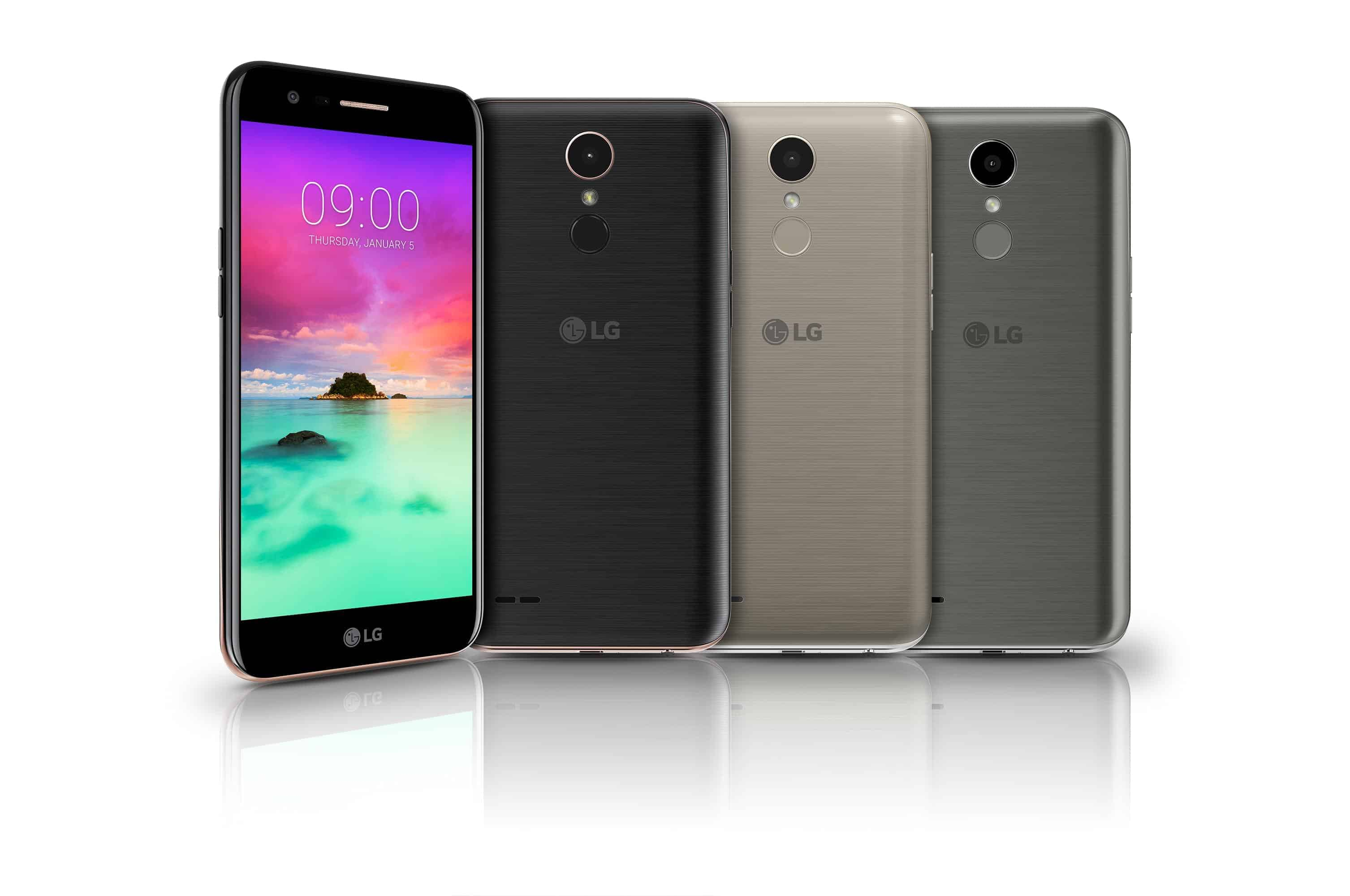 LG K Series 10