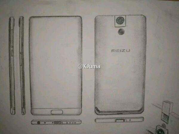 Meizu Legent sketch leak 1