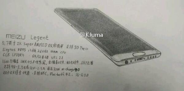 Meizu Legent sketch leak 2
