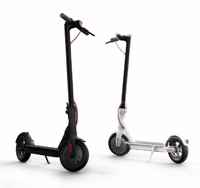 Xiaomi Intro Electric Scooter With Dual Brake System
