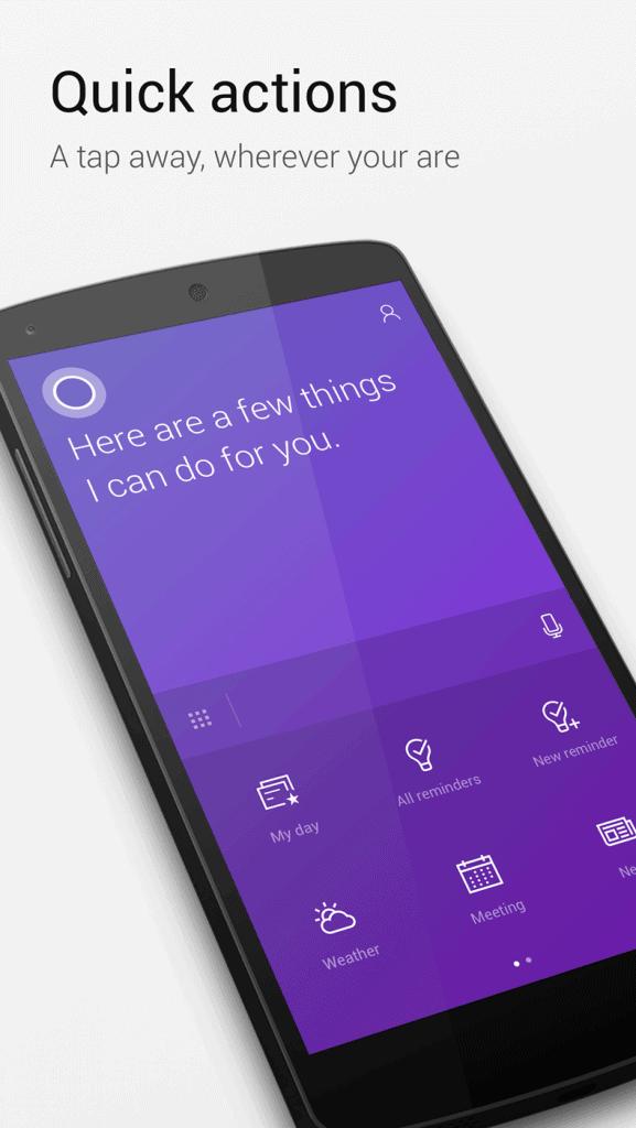 Microsoft Cortana KK 2