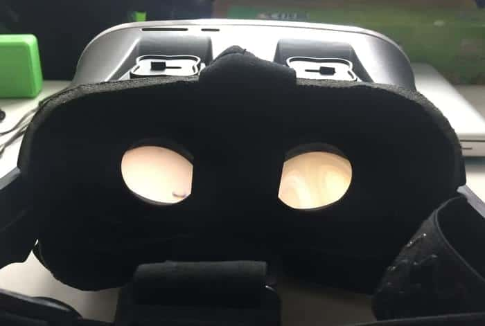 Okularion wirless mixed reality headset 1
