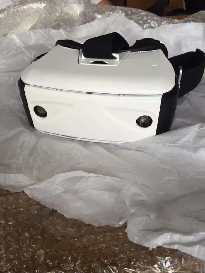 Okularion wirless mixed reality headset 3
