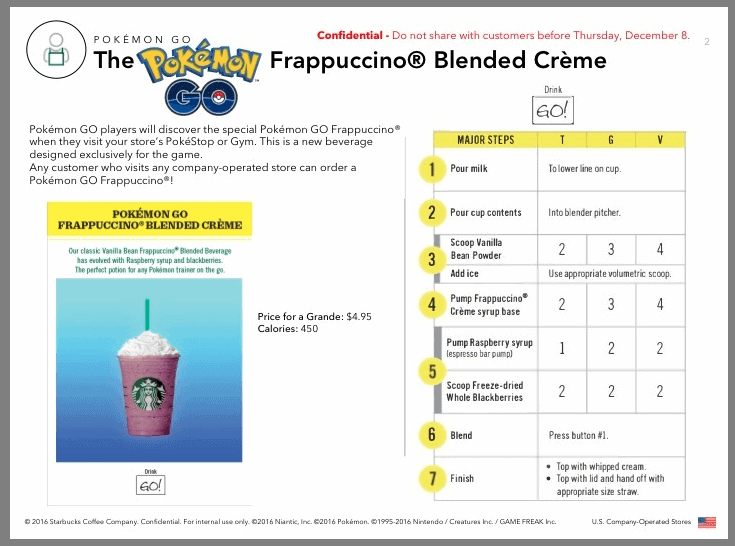 Pokemon GO Starbucks 02