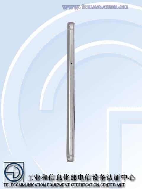 Redmi Note 4X TENAA KK 2
