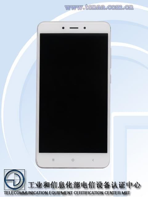 Redmi Note 4X TENAA KK 3