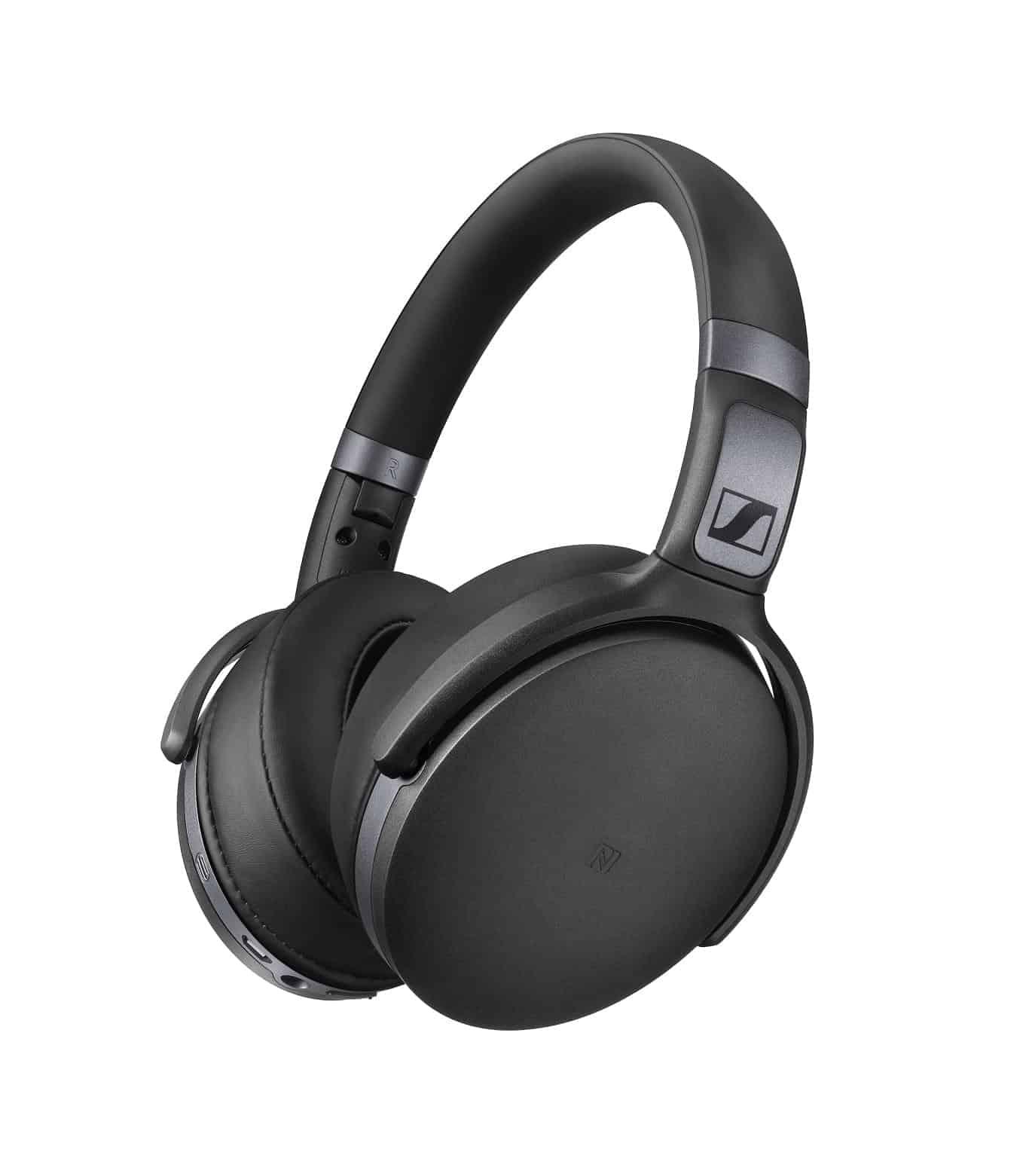 Sennheiser HD 4 Bluetooth Headphones CES 2017 1