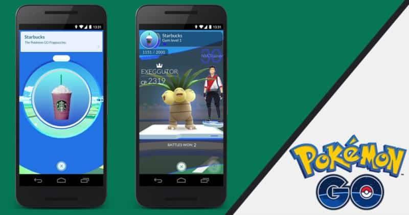 Niantic and Starbucks Announce Pokemon GO Partnership