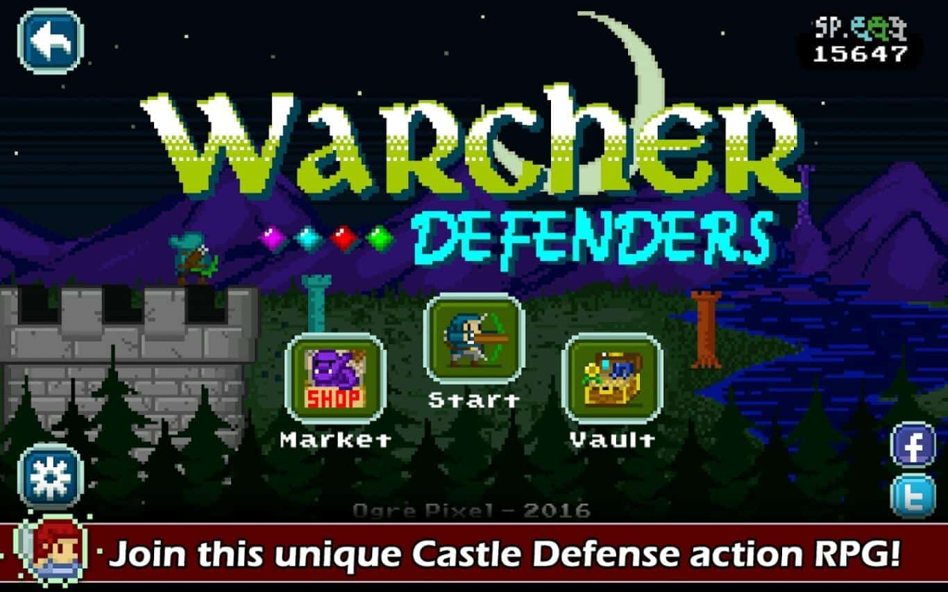 Warcher Defenders game official image 1