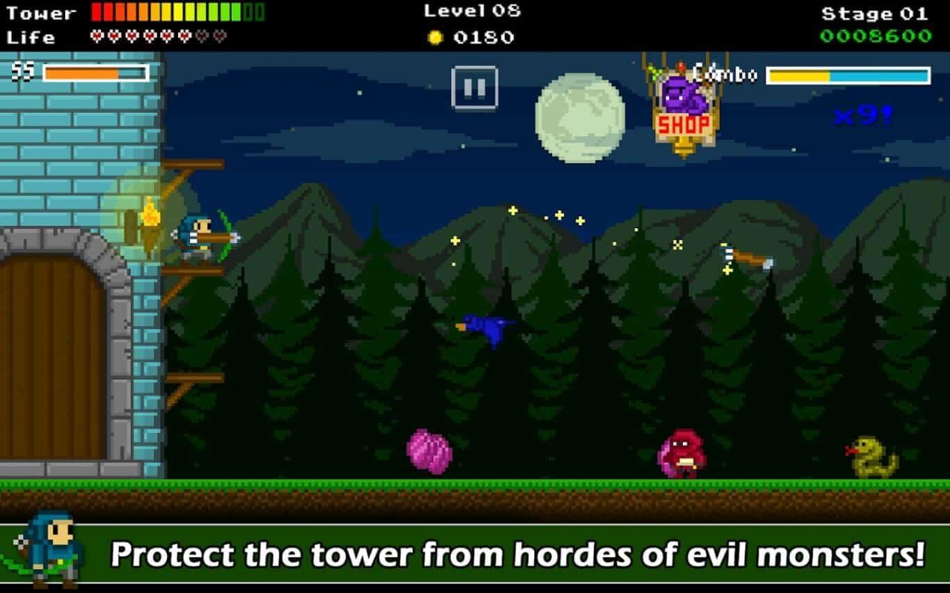 Warcher Defenders game official image 2