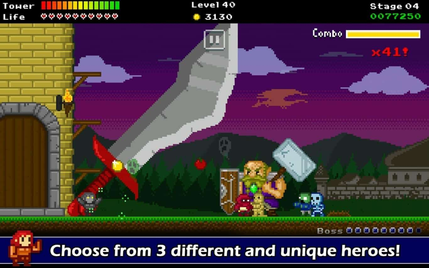 Warcher Defenders game official image 3