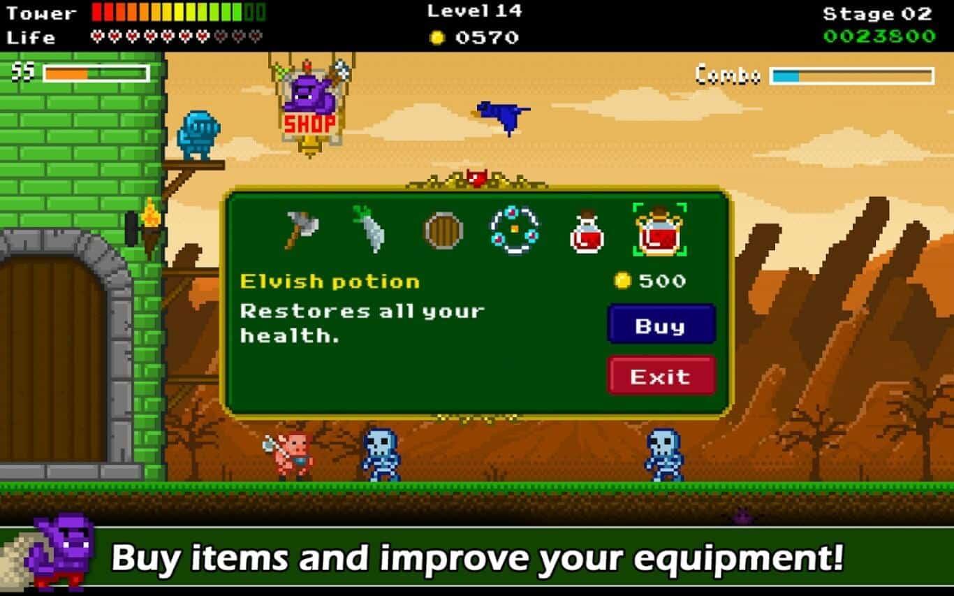 Warcher Defenders game official image 5
