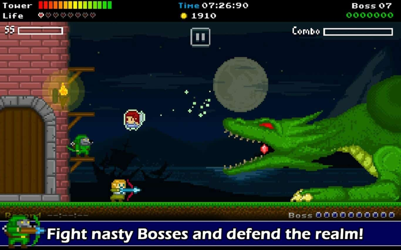 Warcher Defenders game official image 6