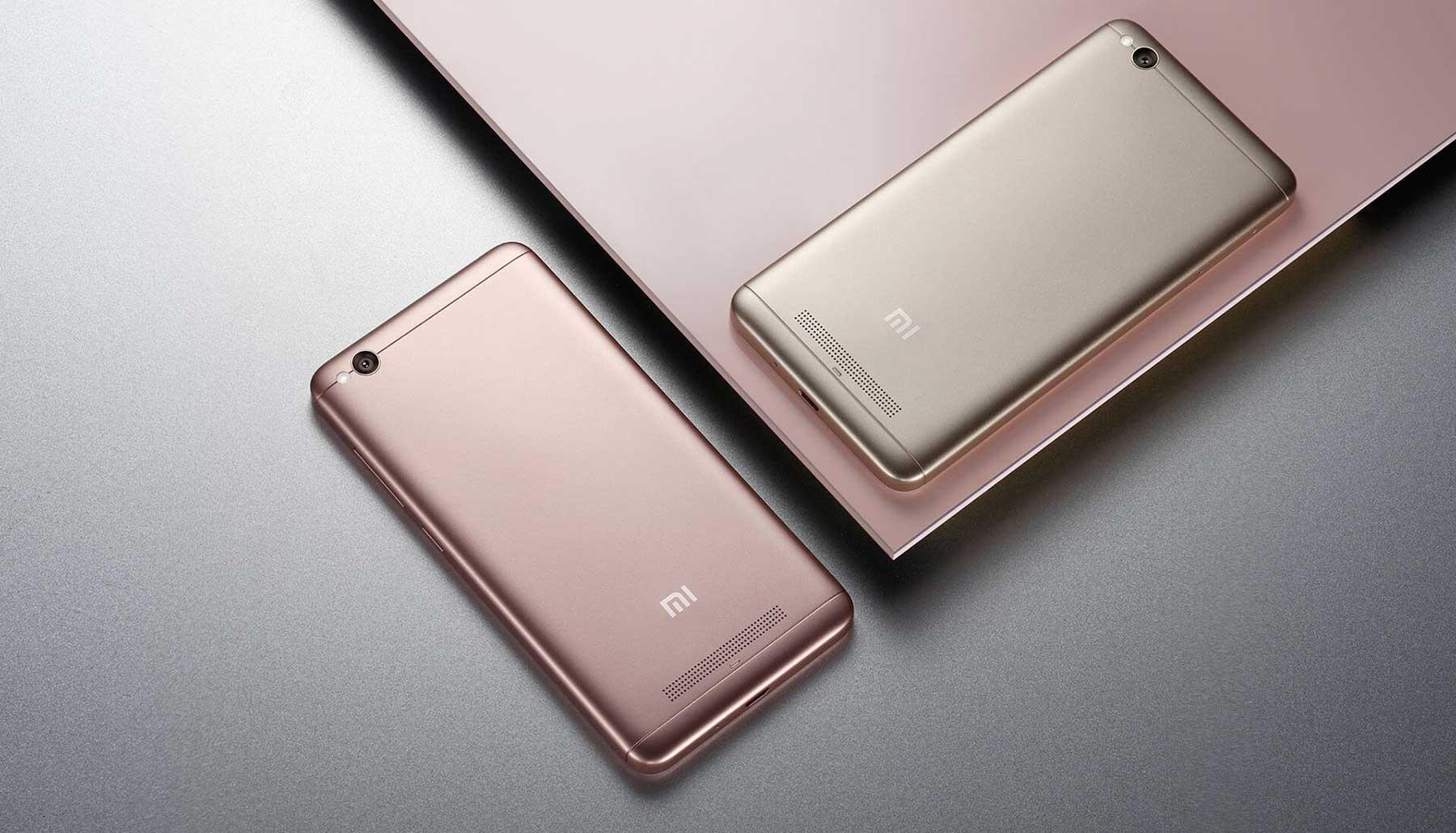 Xiaomi Redmi 4A GB 01