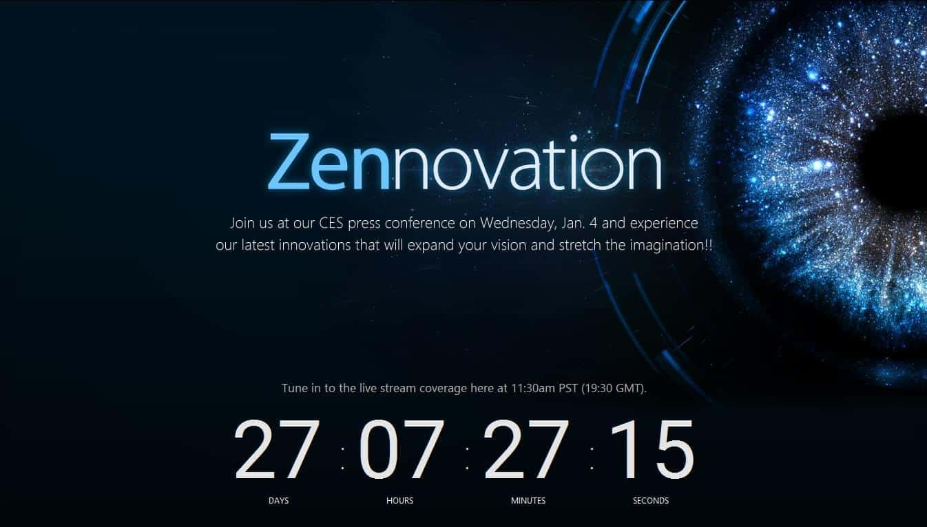Asus sending out invites for zennovation event at ces 2017 asus sending out invites for zennovation event at ces 2017 stopboris Image collections