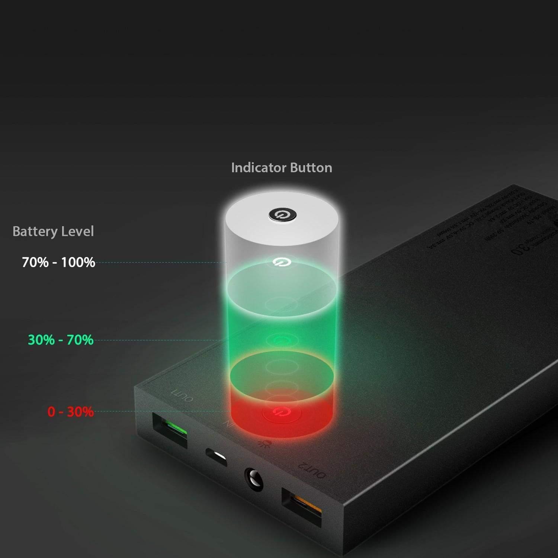 aukey 16000mah battery pack 3