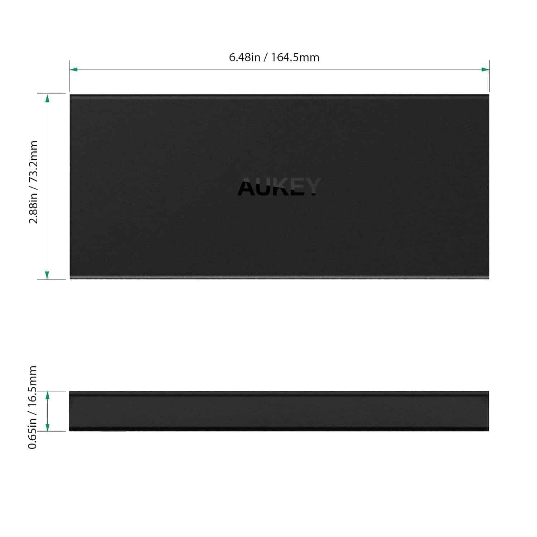 aukey 16000mah battery pack 6