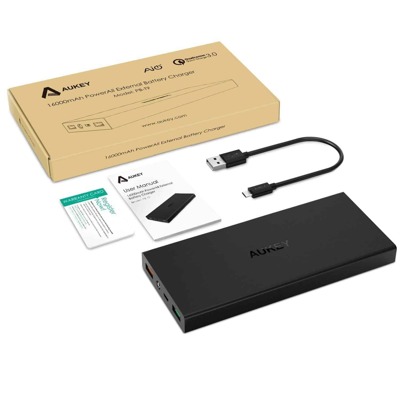 aukey 16000mah battery pack 7
