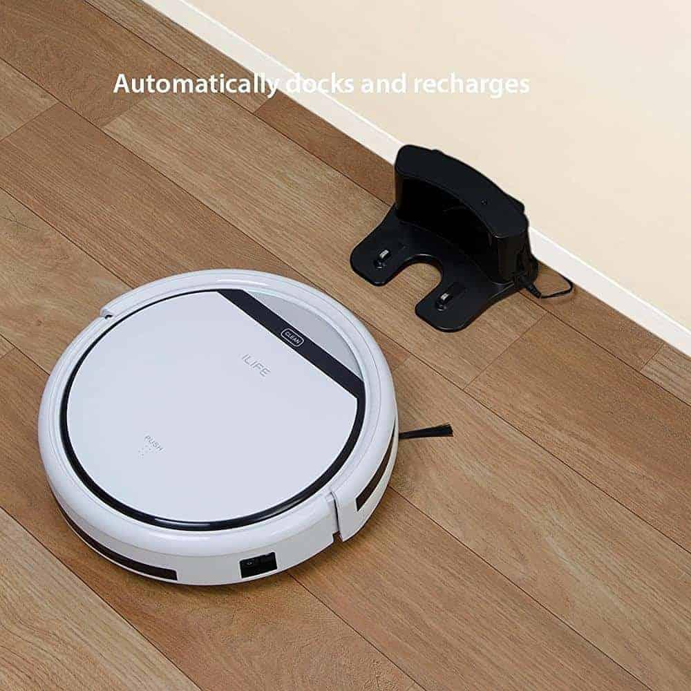 ilife v3s robot vacuum 4