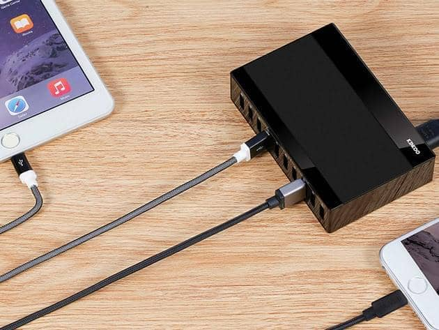 kinkoo 10 port usb charger 4