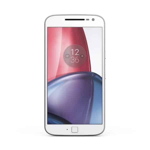 Moto G4 Plus 64GB Unlocked - White