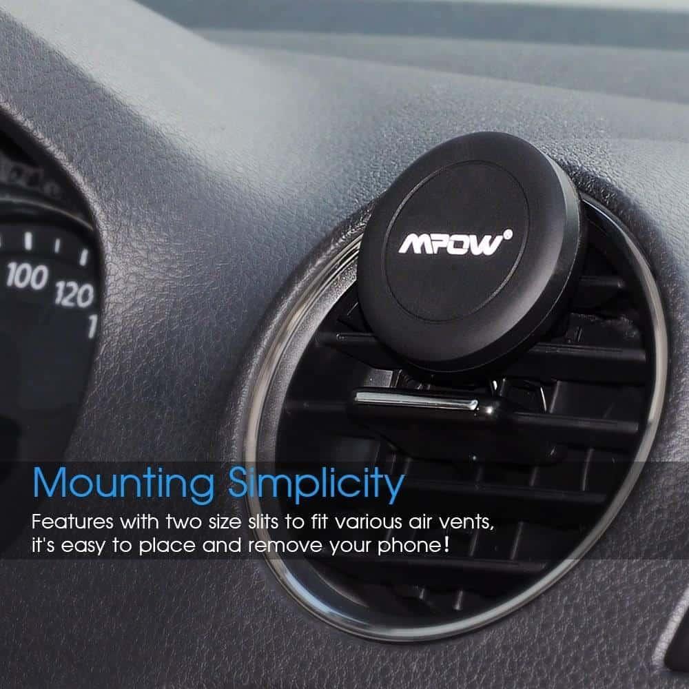 mpow air vent mount 6