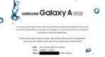 samsung galaxy a 2017 event