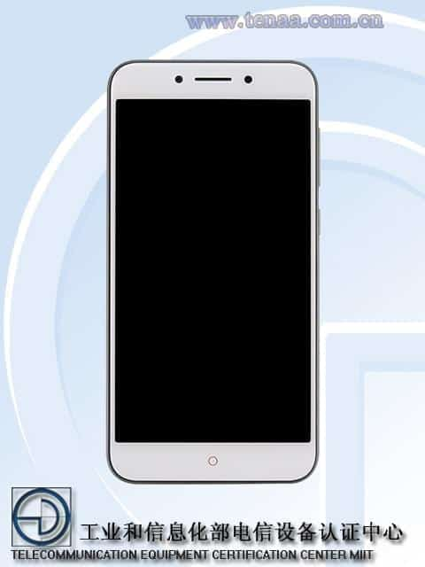 360 Mobiles smartphone with 6GB of RAM TENAA 1