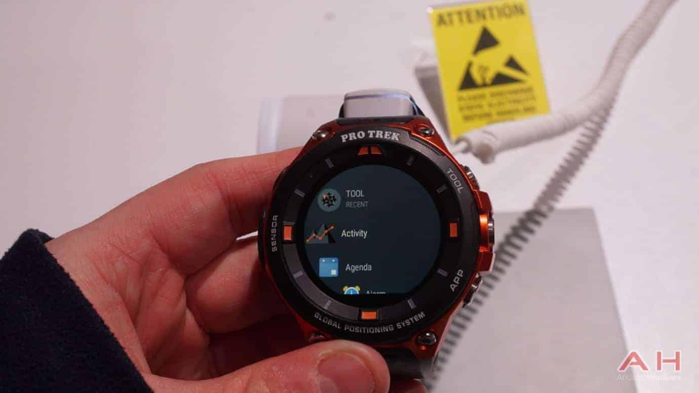 AH CASIO Pro Trek Smartwatch 14