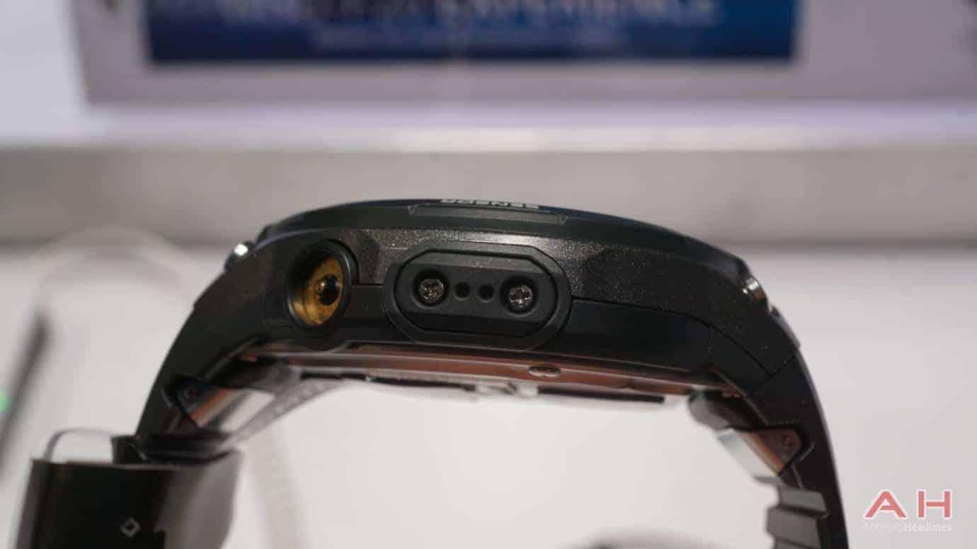 AH CASIO Pro Trek Smartwatch 9