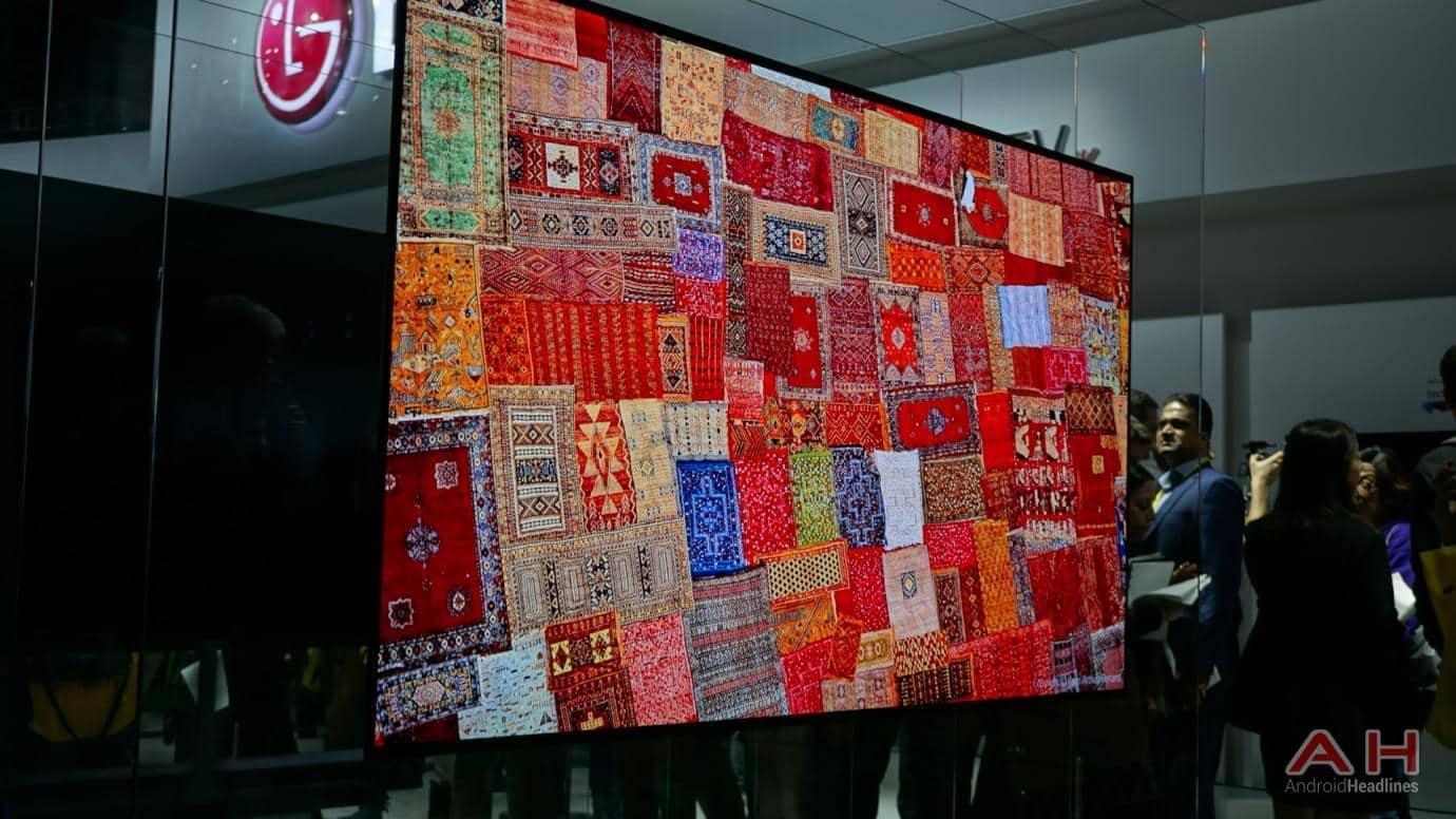 AH LG W7 OLED TV 2