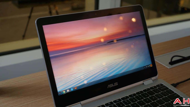 ASUS Chromebook Flip C302 AH 1