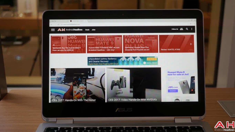 ASUS Chromebook Flip C302 AH 17