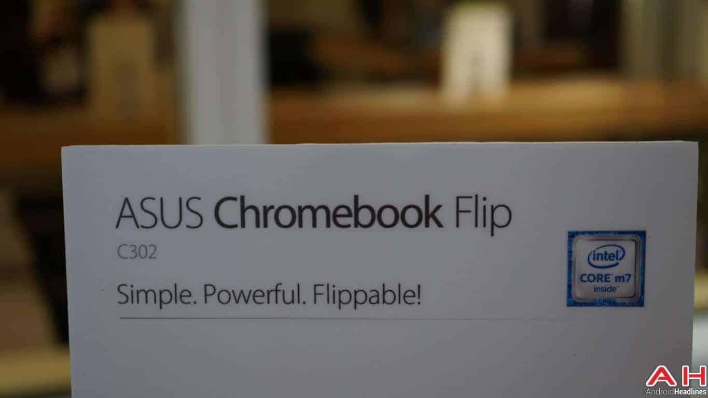 ASUS Chromebook Flip C302 AH 19