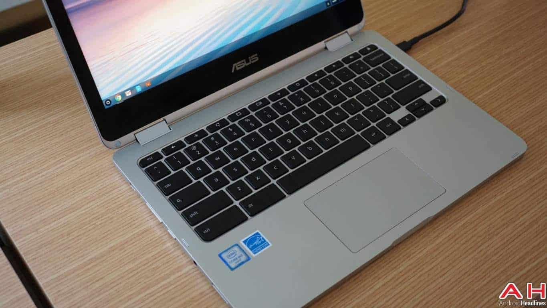 ASUS Chromebook Flip C302 AH 3
