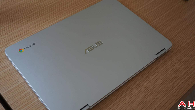 ASUS Chromebook Flip C302 AH 4