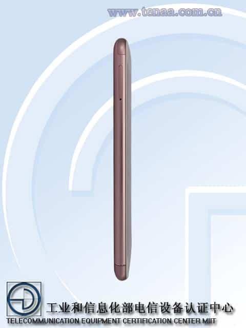 ASUS X00GD TENAA 3