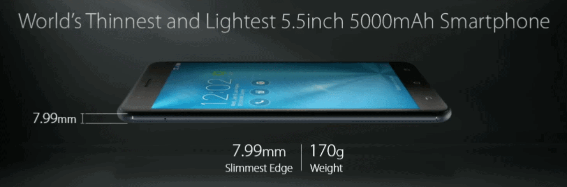 ASUS ZenFone 3 Zoom 5