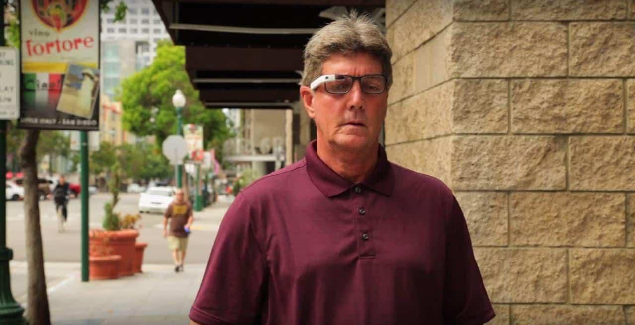 Aira Smart Glasses Blind