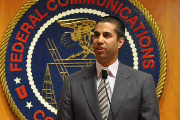 Image result for Ajit Pai FCC