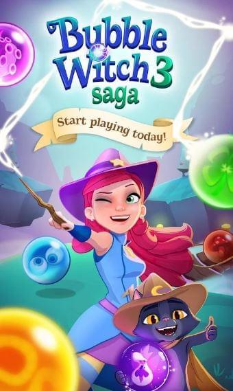 Bubble Witch 3 Saga Screenshot 0