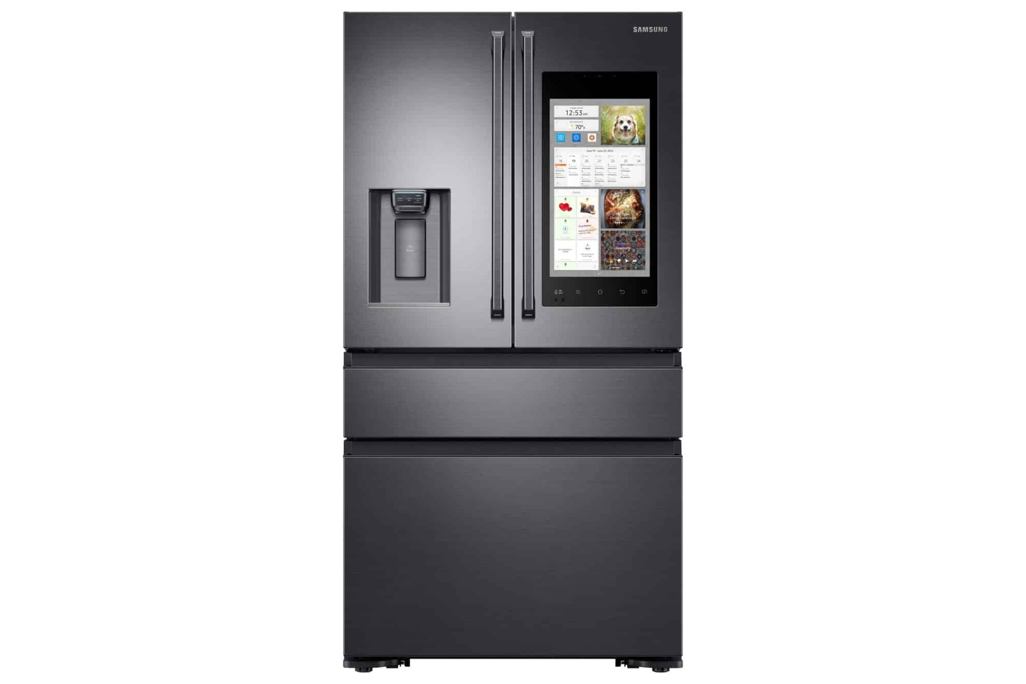 Samsung Announce Smart Hub 2 & Smart Appliances At CES ...