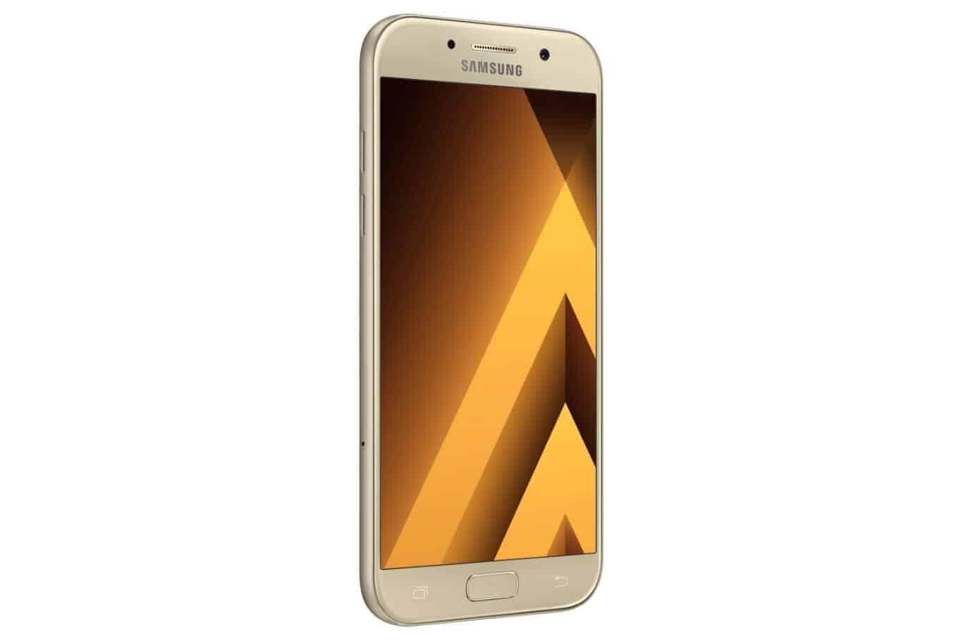 Galaxy A5 2017 Gold Sand 1