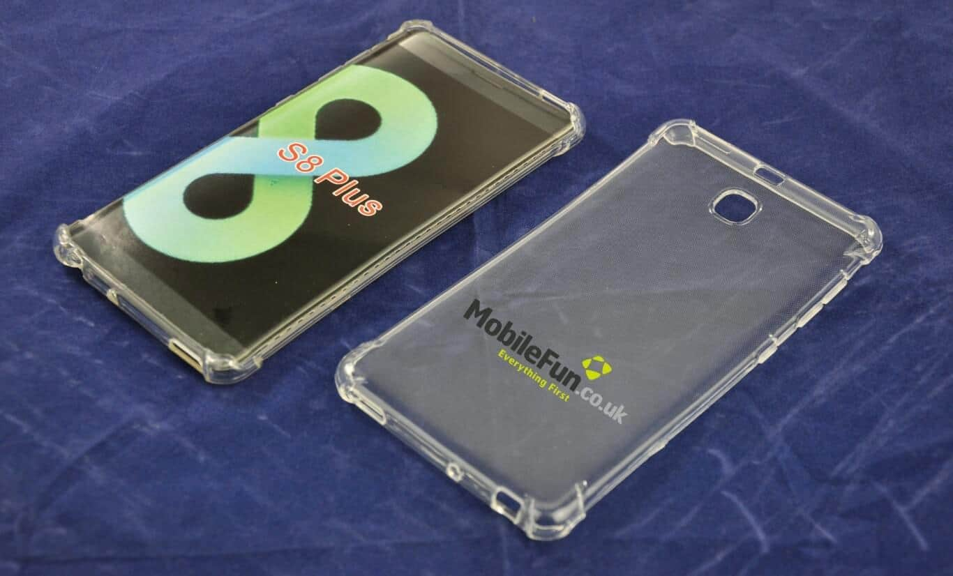 Galaxy S8 Plus S Pen case leak 1