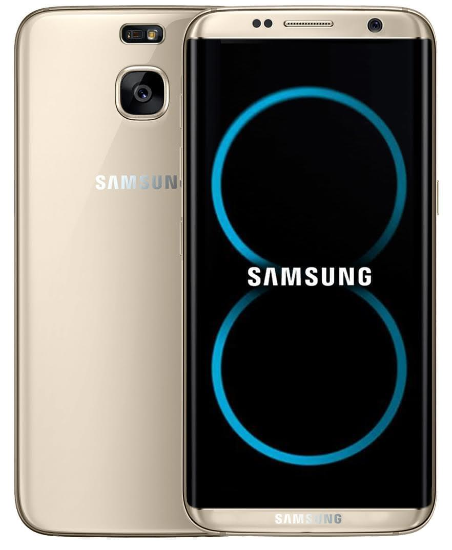 Galaxy S8 third party render 1