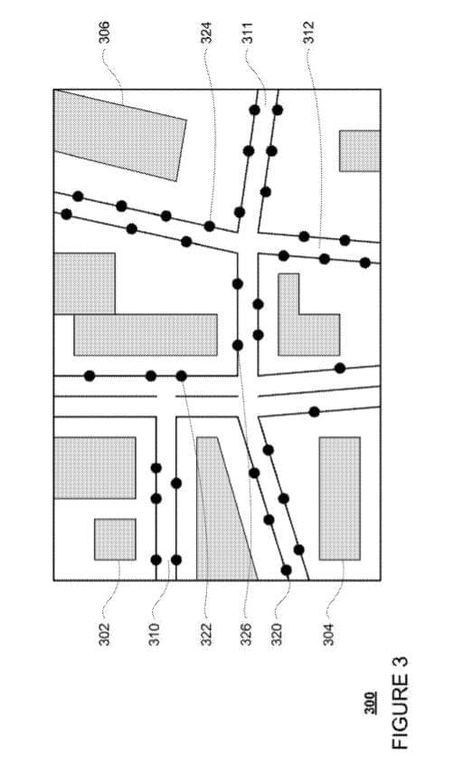 Google Self Driving Service Patent 4