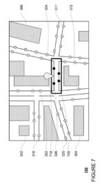 Google Self Driving Service Patent 8