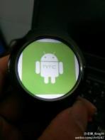 HTC Halfbeak Android Wear Watch 1
